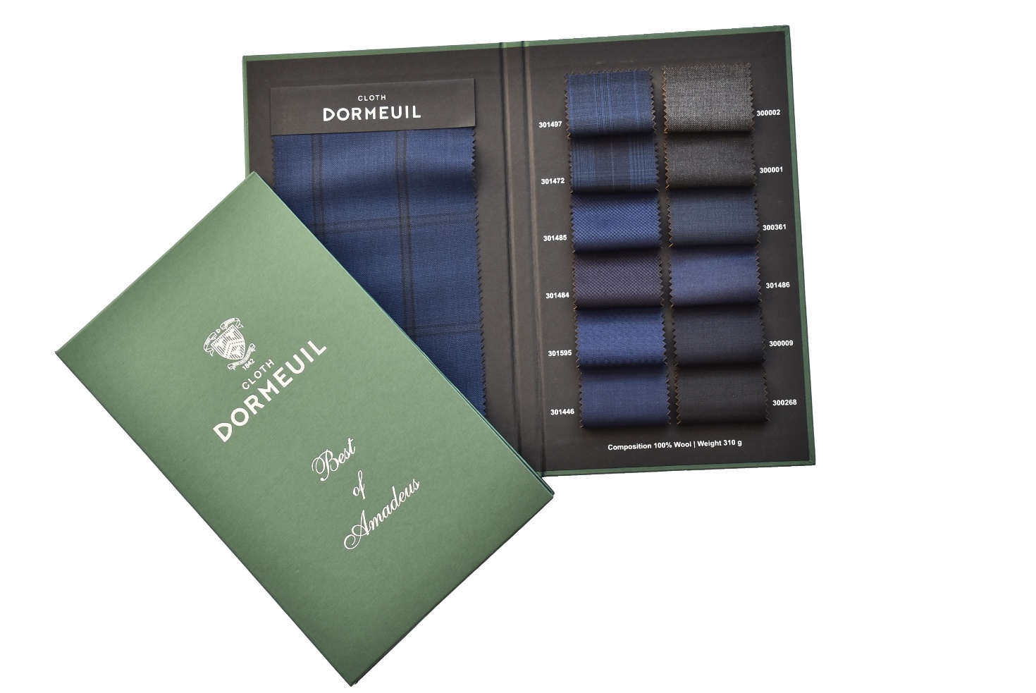 Best of Dormeuil Amadeus Bunch